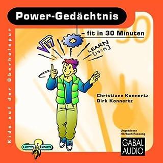 Power-Gedächtnis - fit in 30 Minuten                   Autor:                                                                                                                                 Dirk Konnertz,                                                                                        Christiane Konnertz                               Sprecher:                                                                                                                                 Charles Rettinghaus                      Spieldauer: 1 Std. und 3 Min.     9 Bewertungen     Gesamt 3,8