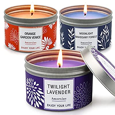 Candles Scented Candles for