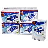 Safeguard White Soap, 4 Oz Ea. - 12 Packs x 4 Count, 48 Bars Case