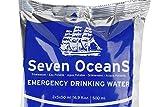 30 x Seven Oceans® Notfall Trinkwasser, Emergency Water, unzerstörbare Trinkwasserkonserven mit unbegrenzter Haltbarkeit und ohne Verwendung von Chemie oder Chlor - 4