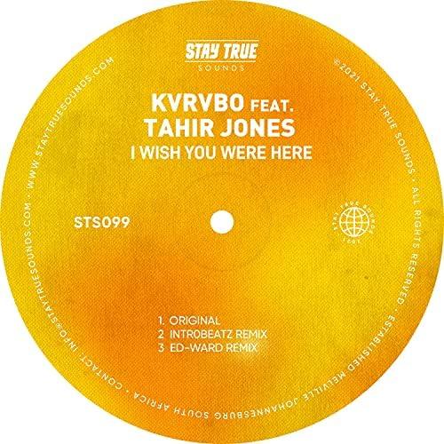 KVRVBO feat. Tahir Jones