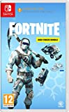The Fortnite: Deep Freeze Bundle will include: Fortnite Battle Royale game, Frostbite Outfit, Cold Front Glider, Chill-Axe Pickaxe, Freezing Point Back Bling, 1,000 V-Bucks which can be used to purchase in-game items, such as outfits and the Premium ...