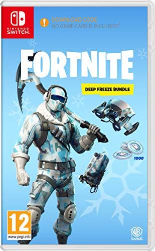 Fortnite - Deep Freeze Bundle (Code In A Box) NSW