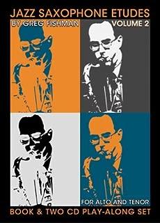 Jazz Saxophone Etudes, Volume 2