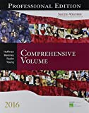 South-Western Federal Taxation 2016: Comprehensive, Professional Edition (with H&r Block Tax Preparation Software CD-ROM)