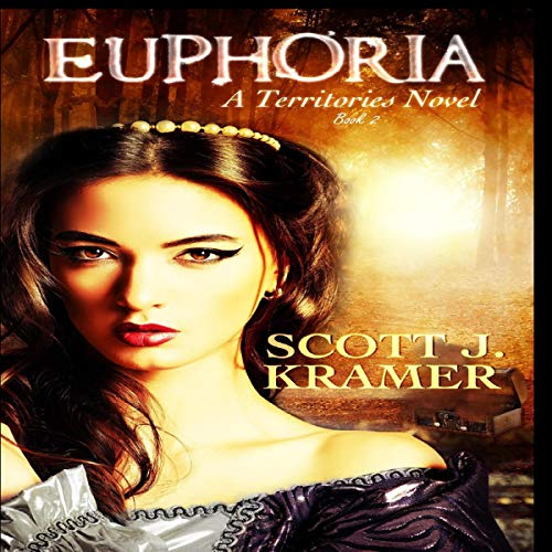 Euphoria audiobook cover art
