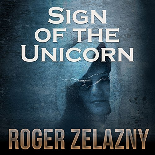 Sign of the Unicorn     The Chronicles of Amber, Book 3              By:                                                                                                                                 Roger Zelazny                               Narrated by:                                                                                                                                 Alessandro Juliani                      Length: 5 hrs and 35 mins     1,379 ratings     Overall 4.5