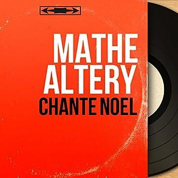 Chante Noël (feat. Jacques Méthéhen et son orchestre) [Mono Version]