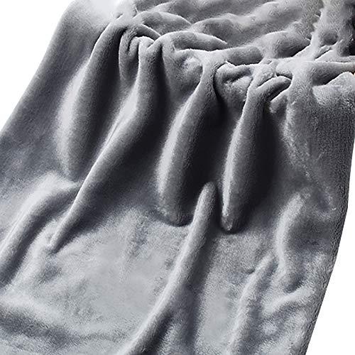 MUYUNXI Tela De Terciopelo Suave Espesar para Coser De Chaquetas Decoración Decoración del Hogar Cortinas Tapicería Vestido Sillas 180 Cm De Ancho Vendido por Metro(Color:Gris)