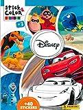 Disney Pixar. Stick y color