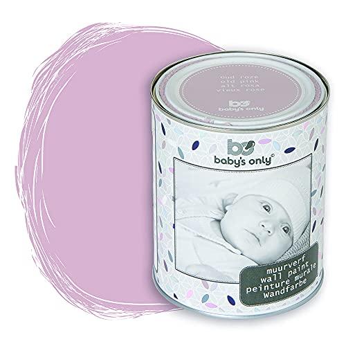 BO Baby's Only - Wandfarbe - Alt Rosa - 1 liter