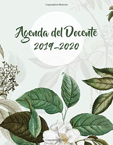 Agenda del Docente 2019/2020: Agenda 2019 - 2020 per Insegnanti - Calendario e Agenda settimanale 2019 - 2020 | Registro del Professore