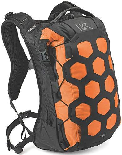 Kriega Trail 18 Motorrad Rucksack Orange