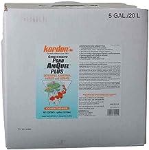 KORDON  #32025  Pond AmQuel Plus Liquid for Aquarium, 5-Gallon