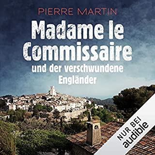 Madame le Commissaire und der verschwundene Engländer     Isabelle Bonnet 1              By:                                                                                                                                 Pierre Martin                               Narrated by:                                                                                                                                 Gabriele Blum                      Length: 9 hrs and 20 mins     4 ratings     Overall 4.5