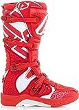 Botas X-TEAM rojo/blanco talla 43
