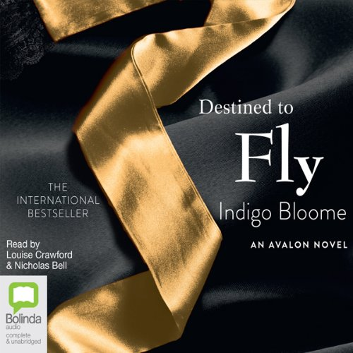 Destined to Fly audiobook cover art
