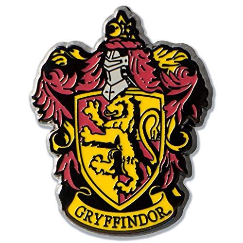 """Ata-Boy Harry Potter Gryffindor Crest 1"""" Full Color Enamel Pin"""
