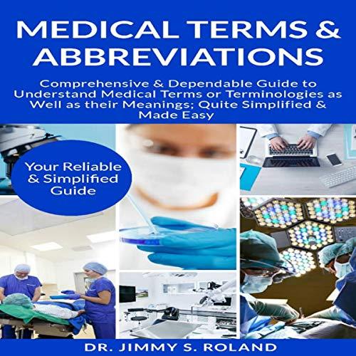 Medical Terms & Abbreviations cover art