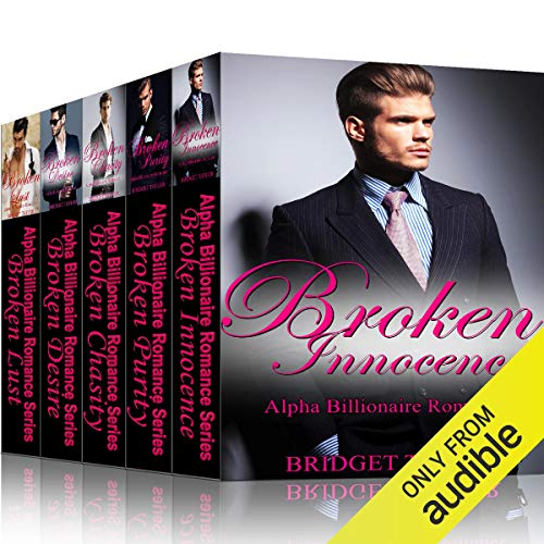 The Alpha Billionaire Romance Series Complete Boxed Set cover art