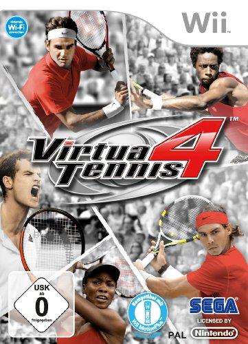 Virtua Tennis 4 [Edizione: germania]