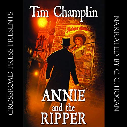 Couverture de Annie and the Ripper