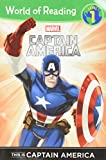 Captain America: This Is Captain America (World of Reading)