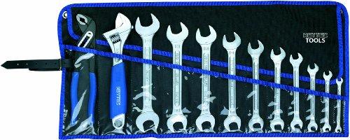 Heyco/Heytec 50890300200 Werkzeugsatz 12-teilig in Rolltasche R 50890-12-M