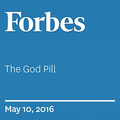 The God Pill audiobook cover art