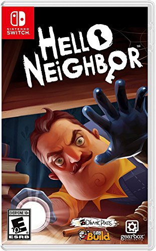 Hello Neighbor Nintendo Switch Game (#) [Importación inglesa]