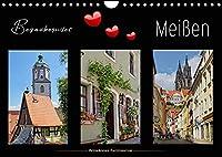 Bezauberndes Meissen (Wandkalender 2022 DIN A4 quer): Meissen, zauberhafte Stadt an der Elbe. (Monatskalender, 14 Seiten )