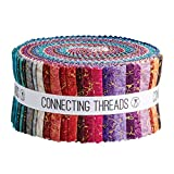 Connecting Threads Blender Collection Patchwork-Stoffpaket