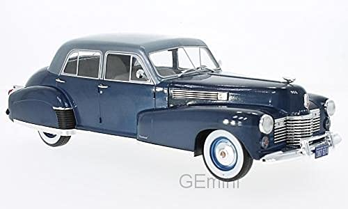 MCG 18071r Cadillac Fleetwood Serie 60 ecial 1941 1 18, rot