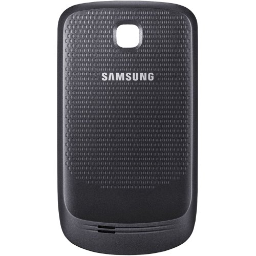 Genuine Samsung Galaxy Mini ( GT-S5570 ) ( GH98-19190A ) batería Cover - black