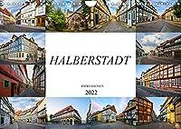 Halberstadt Impressionen (Wandkalender 2022 DIN A4 quer): Eine Bilderreise durch Halberstadt (Monatskalender, 14 Seiten )