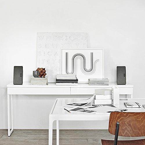 Sonos PLAY:3 I Vielseitiger Multiroom Smart Speaker für Wireless Music Streaming (schwarz) - 6