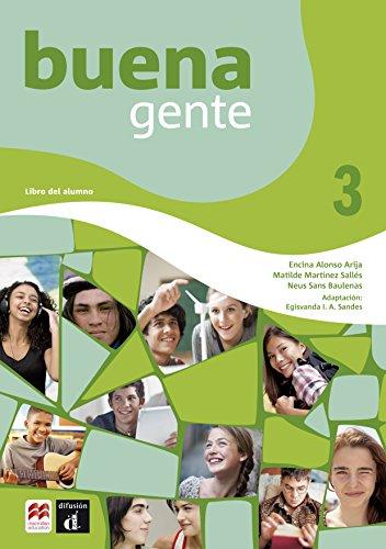 Buena Gente - Libro Del Alumno Estândar (Volume 3)