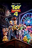 POSTER STOP ONLINE Toy Story 4 - Disney/Pixar Movie Poster (Antique Shop Anarchy) (Size 24' x 36')