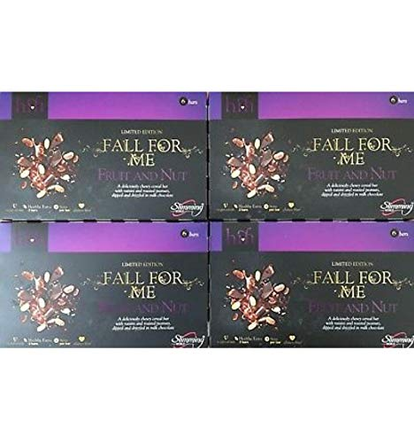 Slimming World Fruit and Nut HiFi Bars (4 Boxes)