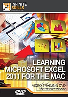 microsoft excel 2011 for mac tutorial