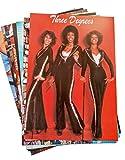 80s Material Girl - 70er-Jahre-Party-Dekorationen –