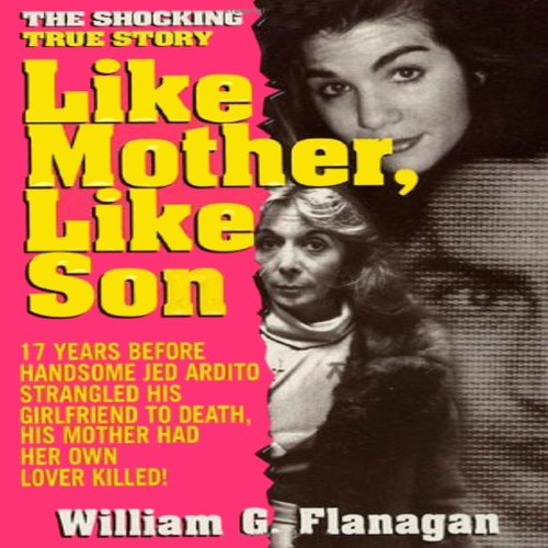 Like Mother, Like Son audiobook cover art