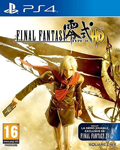 Final Fantasy Type 0 [Importación Francesa]