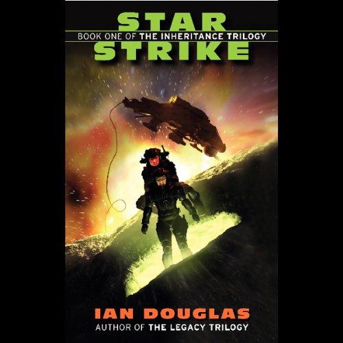 Star Strike audiobook cover art