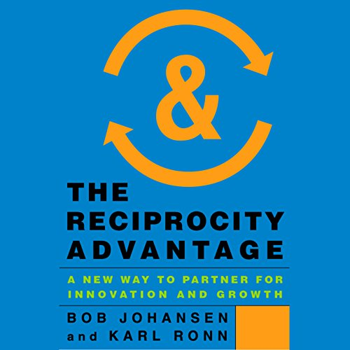 The Reciprocity Advantage audiobook cover art