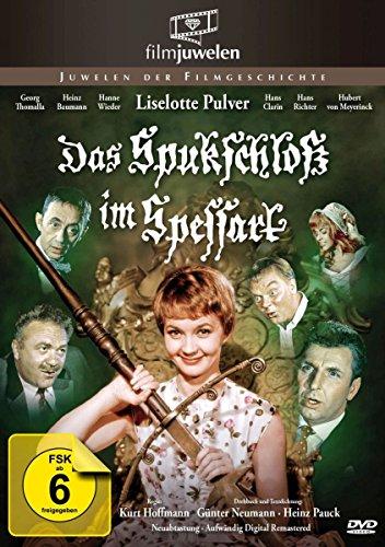 Das Spukschloss im Spessart (Filmjuwelen) [DVD]