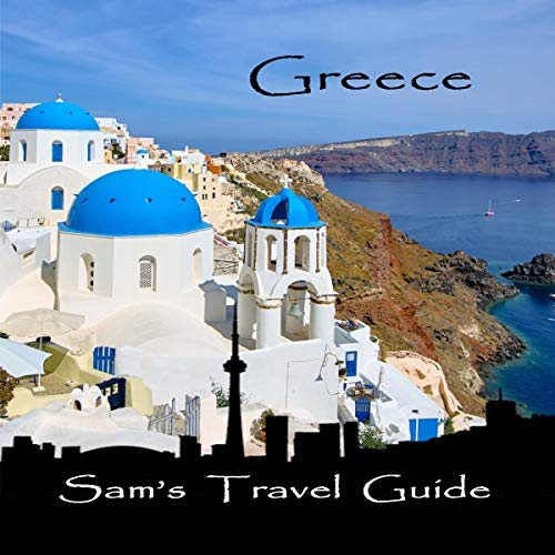 Greece: Essential Travel Tips audiobook cover art