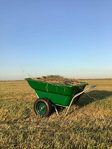 Estate to Garden Giant 2 Wheel, Wheelbarrow 300 Litre Capacity
