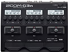 70 (68 effects, 1 looper pedal, and 1 rhythm pedal) onboard high-quality digital effects, including distortion, overdrive, EQ, compression, delay, reverb, flanging, phasing, and chorusing Free ZOOM Guitar Lab Mac/Windows software allows downloading o...