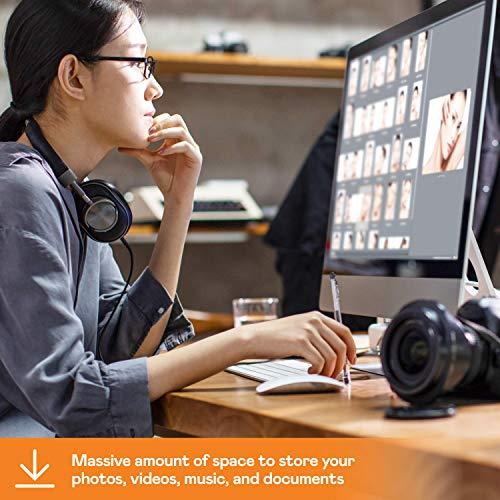 WD 8TB My Book Desktop External Hard Drive, USB 3.0 - WDBBGB0080HBK-NESN